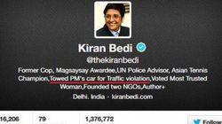 Urban Legend: Kiran Bedi Towing Indira Gandhi's