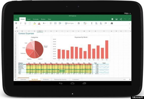 Microsoft Office Suite Free On Android