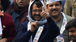 New Opinion Poll Shows AAP Ahead In