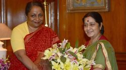 No Individual Is Larger Than The Institution, Says Sujatha Singh In Farewell