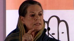 Sonia Gandhi Accuses BJP, AAP Of Making False