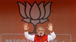 Modi: Delhi Needs A Government That's Sensitive And