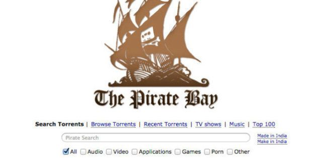 thw pirate bay