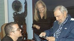 First Photographs Of Cuba's Fidel Castro Since