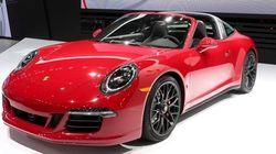 Porsche Launches 911 Targa In