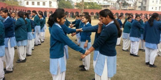 Prahar, Delhi Police's New Martial Art Form, Helps Women Take On Attackers Twice Their