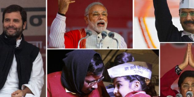 Delhi Elections: On Last Day Of Campaign, Parties Try Hard To Pull