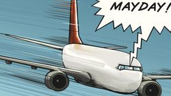 Indian-American Pilot's Selfies Caused Plane