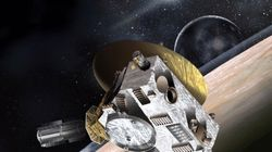 NASA's New Horizons Beams Images Of