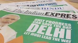 Do The BJP Ads In Newspapers Today Violate EC