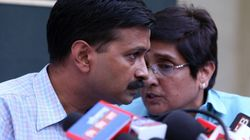 Chief Ministerial Candidates Kiran Bedi And Arvind Kejriwal Tweet To Voters On Election