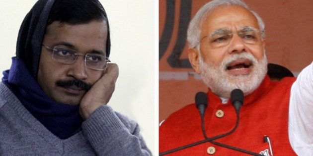 BJP And AAP Accuse Each Other Of Violating Rules During Delhi