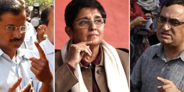 Exit Polls Say Kejriwal Will Be Delhi CM Yet