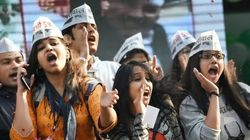 The Funniest Tweets On AAP's Landslide