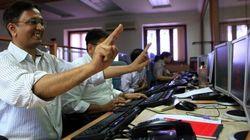 Sensex Rises On Budget