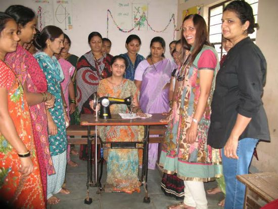 How This NGO Is Using A Unique Model To Change The Lives Of Needy Women And