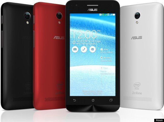 Asus Zenfone C Launched In India At