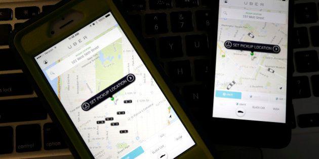 Uber Panic Button A Marketing Ploy: Rape Victim's