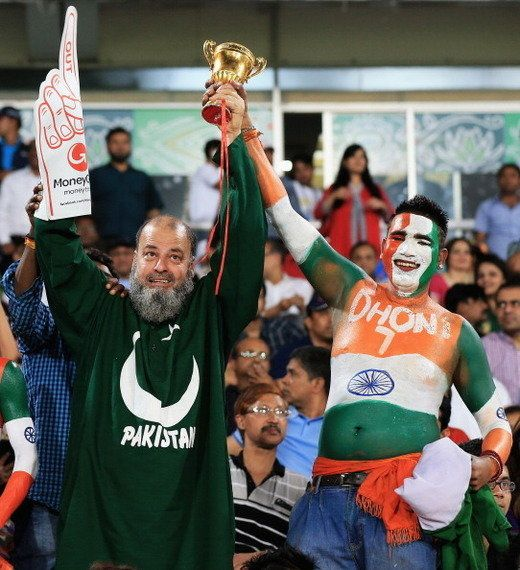 India vs. Pakistan: A Match Made In Heaven And