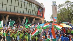 India Meets Pakistan In World Cup Match