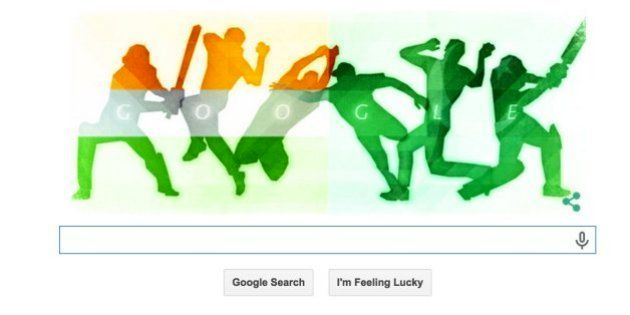 Google Has World Cup Doodle In Select
