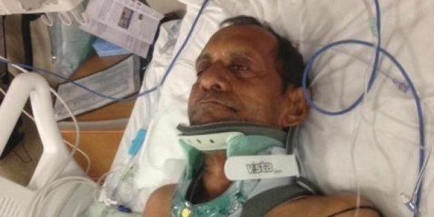 NRIs Raise $150,000 For Sureshbhai