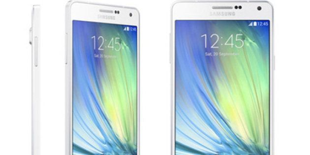 Samsung Launches Galaxy A7, Three New 4G
