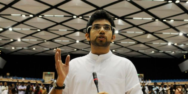 NEW DELHI, INDIA - JULY 19: Aditya Thackeray during the Assocham 92nd Annual Session- The Vision of a...