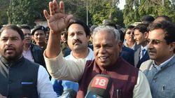 Bihar CM Jitan Ram Manjhi Quits Claiming Threat To