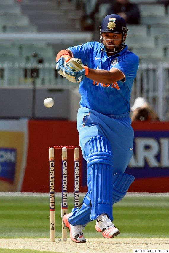 Raina Sets Out To Be India's New