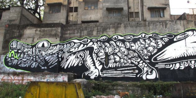 A Street Art Project Is Transforming Pune's Kasba