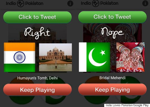 This App Reminds Indians And Pakistanis How Much They Have In