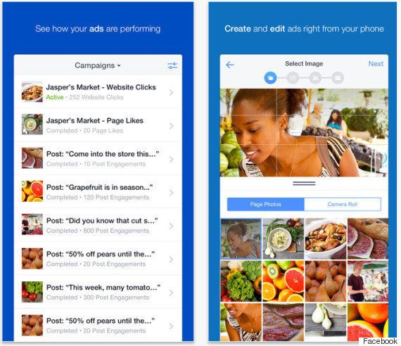Facebook Launches App For