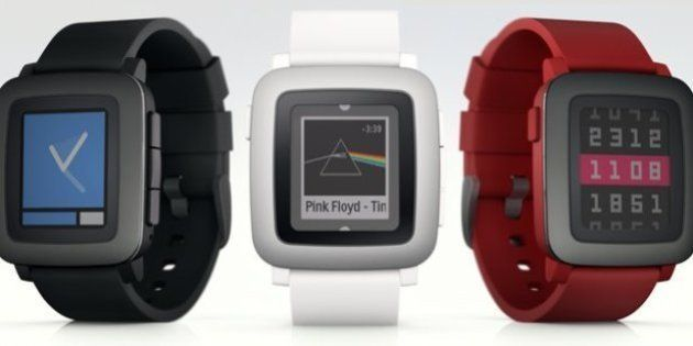 'Pebble Time' Smartwatch Raises Over $5 Million In 6 Hours, Breaks All Kickstarter