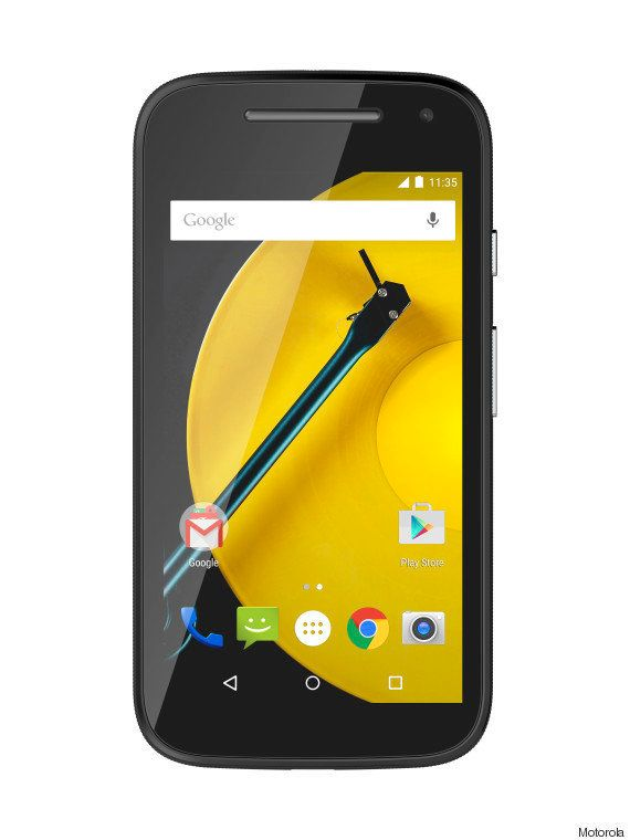 New Moto E Gets A Larger Screen, LTE
