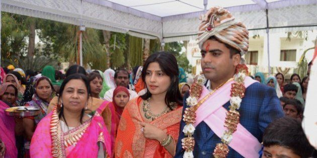 PHOTOS: The Great Indian Political Wedding Of The