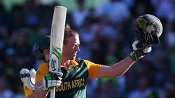 De Villiers Smashes 162 Off 66 Balls, South Africa Scores