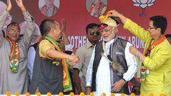 Modi's Arunachal Visit Could Complicate Border Disputes: Chinese