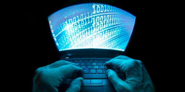 Computer hacker POV, Seattle,