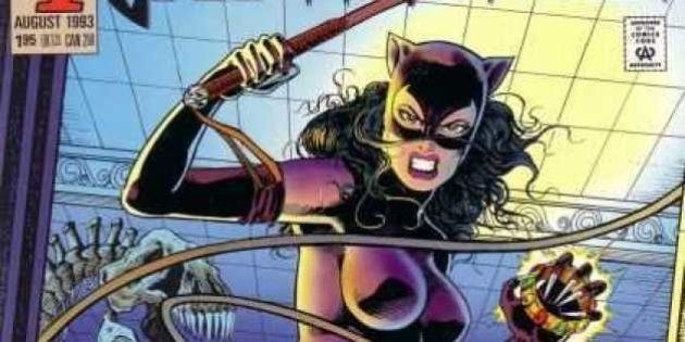 Latest DC Issue Reveals That Catwoman Is