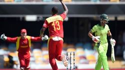 Cricket-Chatara shines as Zimbabwe restrict Pakistan to