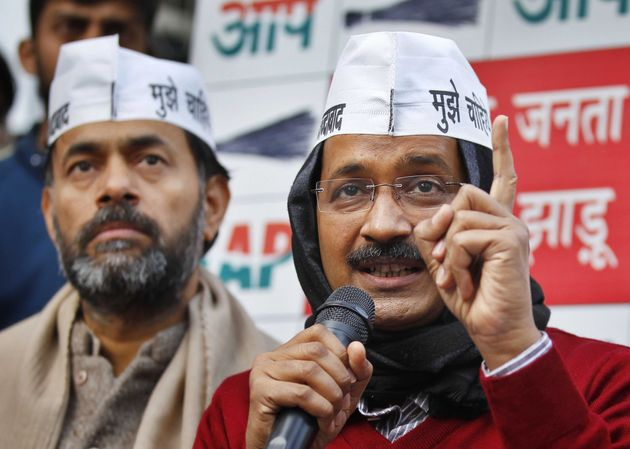 'Attempts Being Made To Remove Kejriwal As AAP National