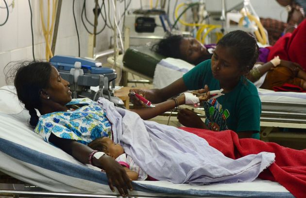 Payment Delays Dent India's Flagship Health, AIDS