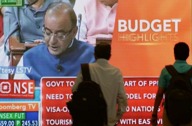 Post Budget Poll Gives Thumbs Up To Jaitley's