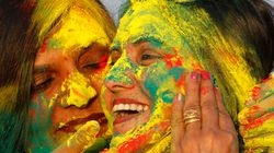 When Holi Lost Its