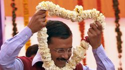 Kejriwal Leaves For Naturopathy Centre In