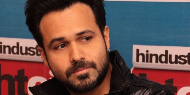 NEW DELHI, INDIA - NOVEMBER 26: Indian Bollywood actor Emraan Hashmi during an exclusive interview for...