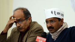 Damania Accuses Bhushan Of Wanting AAP To Lose In Delhi