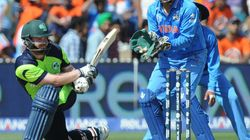 IRE Vs IND: Ireland Bat First In Push For Quarter-Final