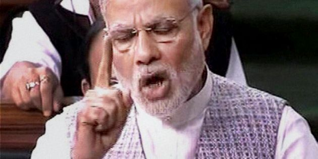 Modi Government Set To Move Amendments To Land Bill In Lok Sabha